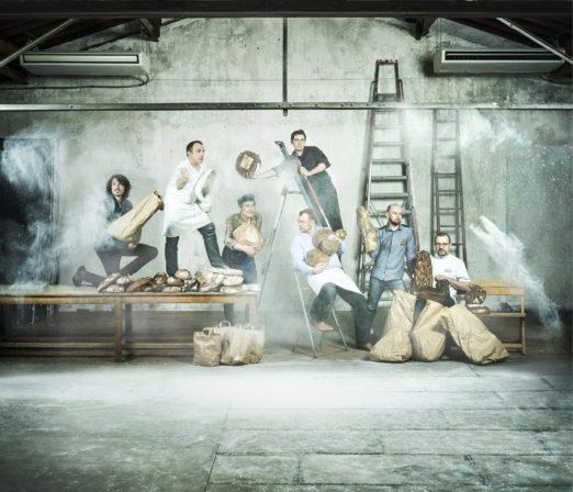 Sept Boulangers