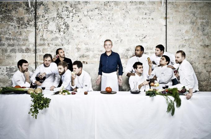 Alain Passard & disciples